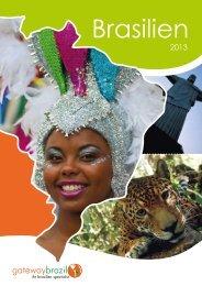 Brasilien-Katalog 2013 - Gateway-Brazil