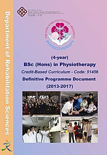 Definitive Programme Document & Syllabus - Department of ...