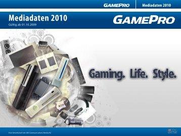 Mediadaten 2010 - GameStar