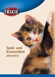 Trixie Kratzbaumkatalog 2011 - Zoo & Co. Siegen