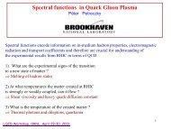 Spectral functions in Quark Gluon Plasma