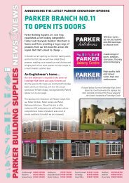 TONBRIDGE HIGH STREET Announcing latest Parker showroom ...