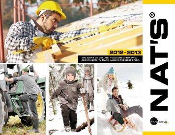 Catalogue pdf - Amsal Inc.