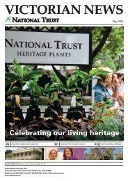VICTORIAN NEWS - National Trust of Australia