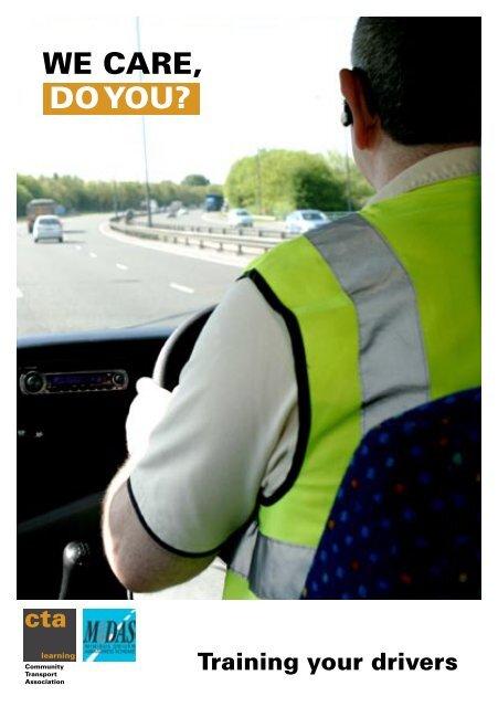 We care do you? - Community Transport Association