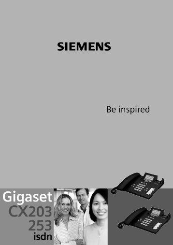 Be inspired - Telekomunikacije