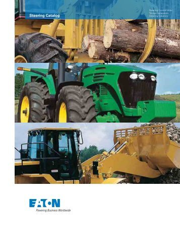 Steering Catalog - Eaton Corporation
