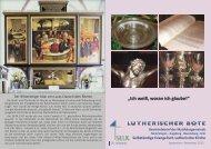 Sept-Nov 2013 Öffentlich - SELK Memmingen