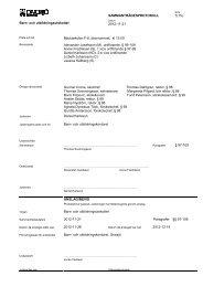 2012-11-21 Barn- och utbildningsutskottets protokoll - Gnosjö kommun