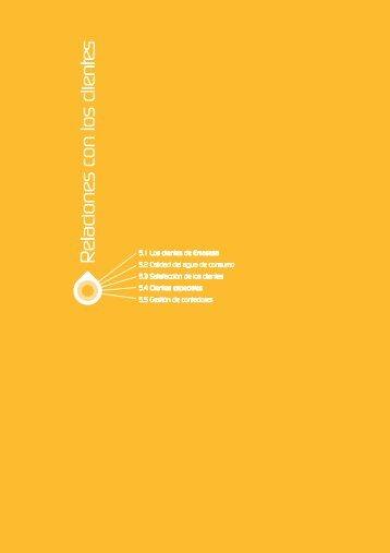 Relaciones con los clientes (en formato PDF, 267 KB) - Emasesa