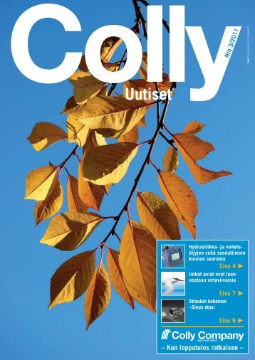 CollyUutiset - Oy Colly Company Ab