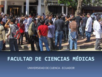 Facultad de Ciencias Médicas, Universidad de Cuenca, Ecuador