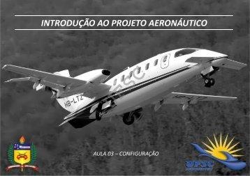 Aula 3 - Configuração - UFSC Aerodesign