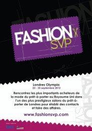 Fashion SVP_French.indd - Tunisie industrie