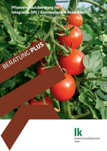 LK Beratung IP Produktion - Landwirtschaftskammer Wien