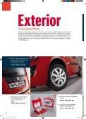 Catálogo Accesorios - Suzuki - Page 6