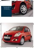 Catálogo Accesorios - Suzuki - Page 7