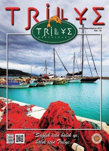 00Trilye sayi29_Layout 1 - Trilye Restaurant