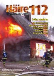 Häire 112 1/2007 - Päästeamet