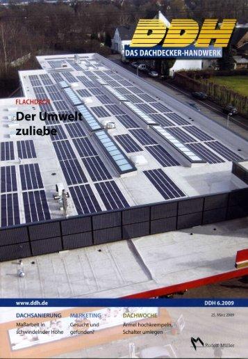 downloaden - Essers Bedachungen in Mülheim an der Ruhr