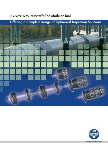 LineExplorer - NDT Systems & Services