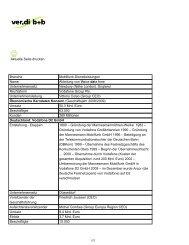 Druckansicht: ver.di b+b - Konzerne von A-Z - Archiv - Vodafone