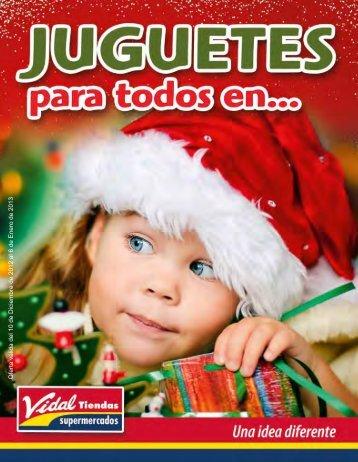 Oferta válida del 10 de Diciembre de 2012 al 6 de Enero de 2013