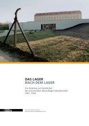 PDF (814 KB) - Gedenkstätte Buchenwald