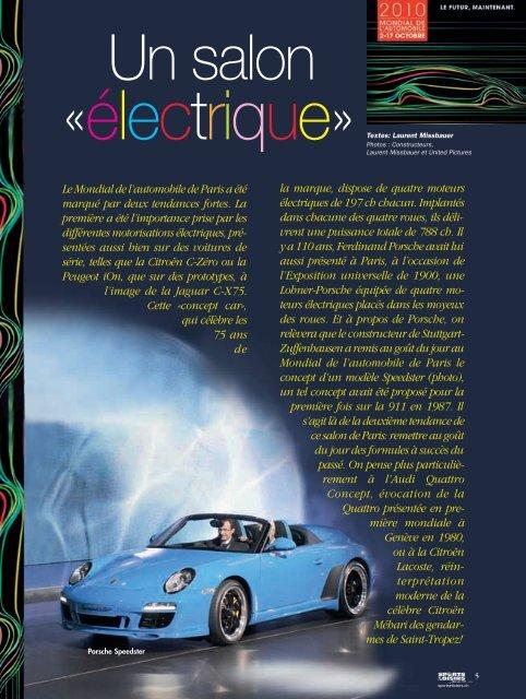 Salon de Paris - Magazine Sports et Loisirs