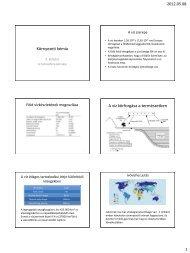 Környezeti kémia4