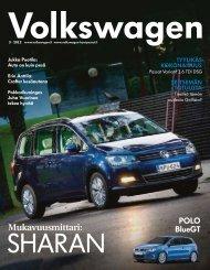 Mukavuusmittari: - Volkswagen