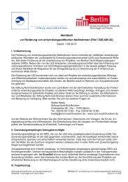 LEZ-Merkblatt.2008 - Stiftung Nord-Süd-Brücken