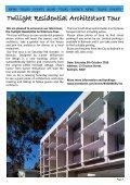 AAA newsletter - Australian Architecture Association - Page 5