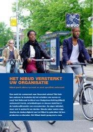 Download flyer (pdf) - Nibud