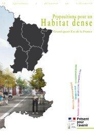 Le rapport - Propositions pour un habitat dense - DREAL Lorraine