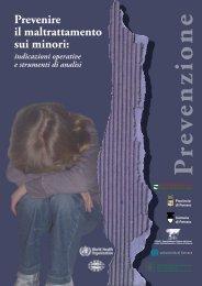 Come prevenire il maltrattamento sui minori - Azienda USL 5 Pisa