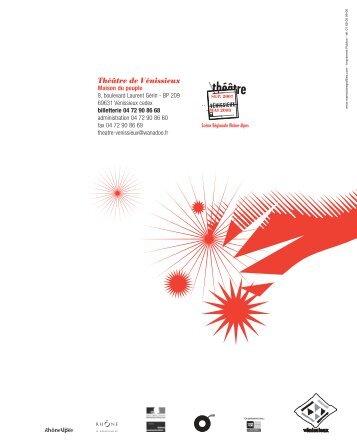 programme 07/08 - Théâtre de Vénissieux
