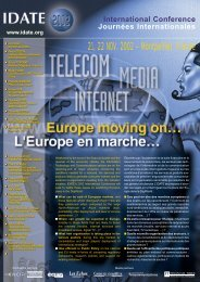 Programme JII 2002