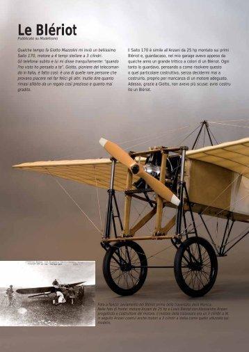Le Blériot - Home page di Paolo Severin