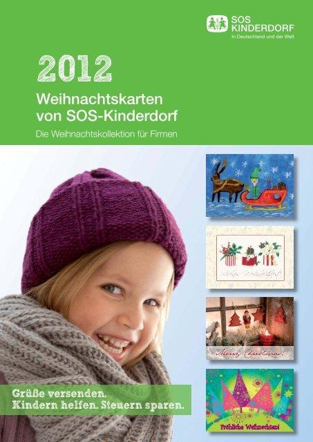 spende - Kartenshop SOS-Kinderdorf