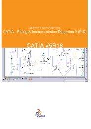CATIA - Piping & Instrumentation Diagrams 2 (PID)