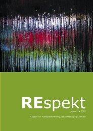Utgave 1 • 2005 Magasin om funksjonshemming, rehabilitering og ...