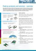 Fastrax Leaflet - Glyn Store - Page 6