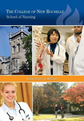 School of Nursing - Academic Departments and Programs - College ...