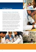 School of Nursing - Academic Departments and Programs - College ... - Page 4