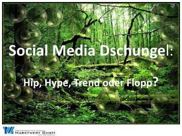 Durchblick im Social Media Dschungel