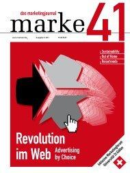 im Web Advertising by Choice - marke41