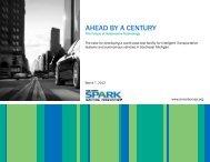 AHEAD BY A CENTURY - Ann Arbor SPARK