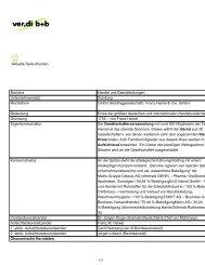 Druckansicht: ver.di b+b - Konzerne von A-Z - Archiv - Haniel