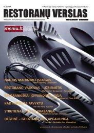 Restoranų verslas 2004/3